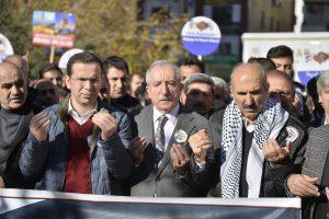 """STK ve vatandaşlardan ABD'ye """"Kudüs"""" tepkisi"""