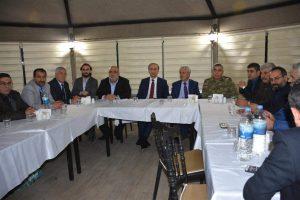 Bölge Gazeteciler Cemiyetleri Şanlıurfa'da buluştu
