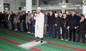 Midyat'ta Zeytin Dalı Harekatı için dua edildi