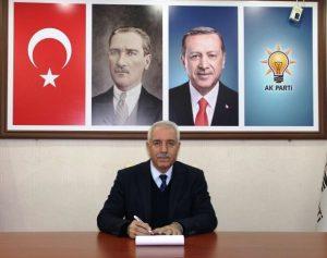 İl Başkanı Eri'den Afrin değerlendirmesi