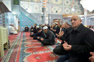Zeytin Dalı Harekatı için Fetih Suresi okundu