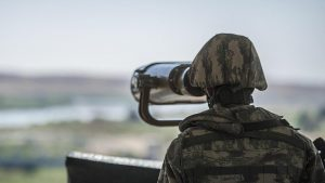 Hudut karakoluna saldıran teröristler etkisiz hale getirildi