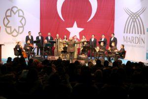Mardin Klasik Türk Müziğini sevdi