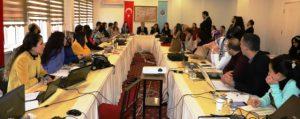 Mardin'de etwinning  çalıştayı düzenlendi