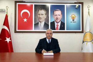 Başkan Eri'den gazetecilere kutlama