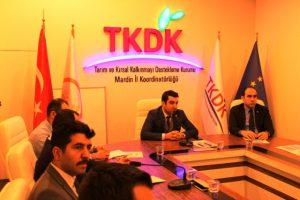 TKDK'dan danışman firmalara eğitim