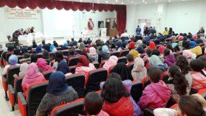 Kur'an-ı kerim'i  güzel okuma yarışması  il finali yapıldı