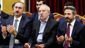 AK Parti milletvekillerinden Miroğlu ailesine taziye ziyareti