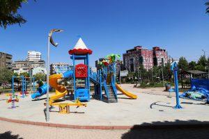 180 yeni park yapılıyor