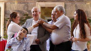 Miroğlu'nun oğlu Zerdeşt vefat etti