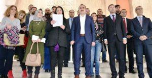 Mardin Barosundan kadınlar günü açıklaması