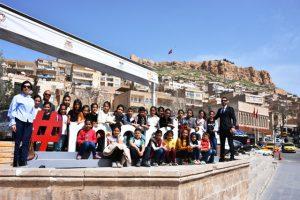 Dikmen Ortaokul Öğrencileri İlk Defa Mardin'i Gördü