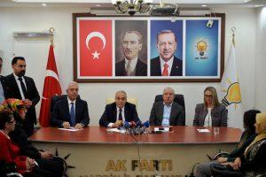 Fakıbaba elektrik sorunu için Mardin'de
