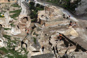 Hasankeyf'teki tarihi yapılar güçlendirilecek