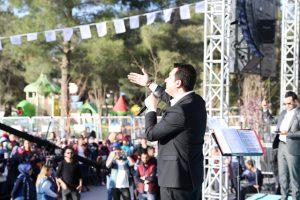 Mardinliler baharı konserlerle karşıladı