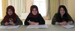 Midyat'ta üniversite öğrencileri arasında münazara yarışması