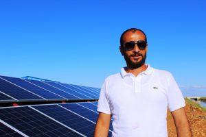 Çiftçi fatura yükünden güneş paneliyle kurtuldu