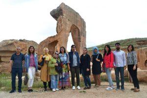 Öğretmenler Mardin'i gezdi