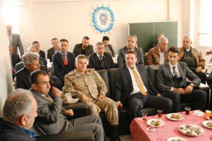 Ömerli'de Emniyet Teşkilatı'nın  173. kuruluş yıl dönümü kutlandı
