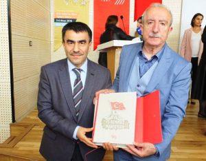 BİK Genel Müdürü Karaca'dan Miroğlu'na teşekkür