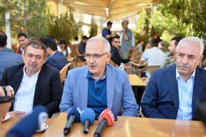 Mardin'deki üzüm bağları incelenecek
