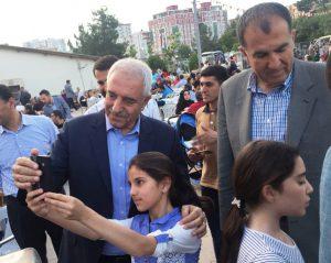 """""""Ak Parti Sözünü Verdiği  İcraatları Yapan Tek Partidir"""""""