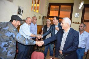 İl Başkan Eri: Aday listemiz kapsayıcı bir liste