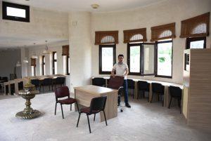 Nusaybin belediyesinden öğrencilere etüt merkezi