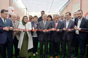 Türk Kızılayının 14. Toplum Merkezi Mardin'de açıldı
