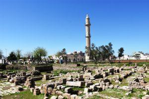 Terörün zarar verdiği tarihi yapılar ihya ediliyor