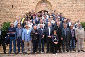 Yargıtay üyeleri Mardin'de