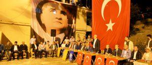 """AK Parti'den  """"halk buluşması"""""""