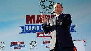 Cumhurbaşkanı Erdoğan yarın Mardin'de