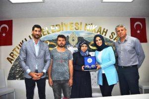 Suriyeli Gençler Mutluluklarını Türkiye'de Buldu
