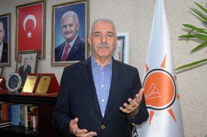 AK Parti'de istifa şoku!