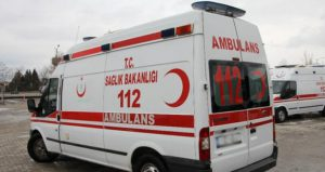 Yolcu minibüsü devrildi: 2 ölü, 7 yaralı
