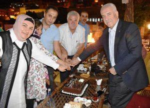 Gazeteci Adnan Avuka 68. Doğum Gününü kutladı