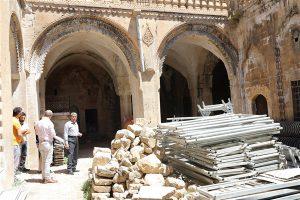 Gazi Paşa İlkokulu restore ediliyor