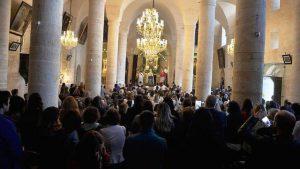 Devletin 'ibadethane' müjdesi Süryanileri sevindirdi