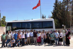 Nusaybinli öğrenciler İstanbul'da  yaz kampına katılacak