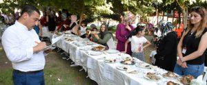 Nusaybin Belediyesinden yöresel yemek yarışması