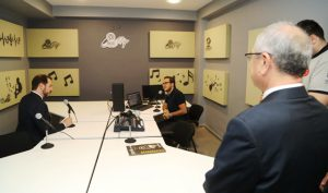 MBB gençlik radyosuna gençlerden ilgi