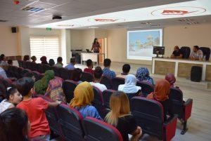 """Nusaybin'de """"Engelli Hakları Paneli"""" düzenlendi"""