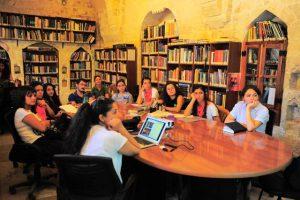 Öğrencilere Koruma Güz Kampı eğitimi