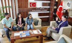 Mimarlık konusunda uzmanlaşmış 90 tasarımcı Mardin'de buluştu