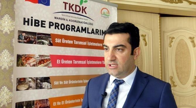 Mardin'de 17 projeye,  22 milyon tl yatırım