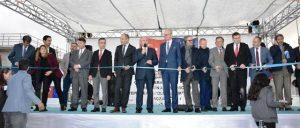 Kızıltepe ilçesinde atıksu tesisi törenle açıldı