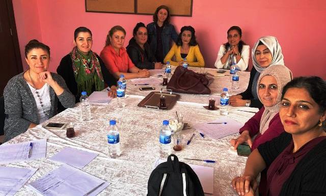 Midyat'ta ÇATOM toplantısı
