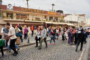 """""""Bir dünya kadın"""" Mardin'de buluşuyor"""