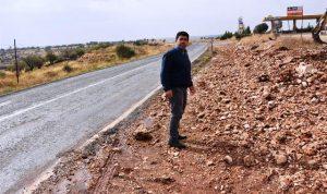 Uzunkaya'dan Karayolları Bölge Müdürlüğüne Tepki